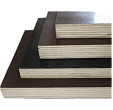 Paper laminating plywood
